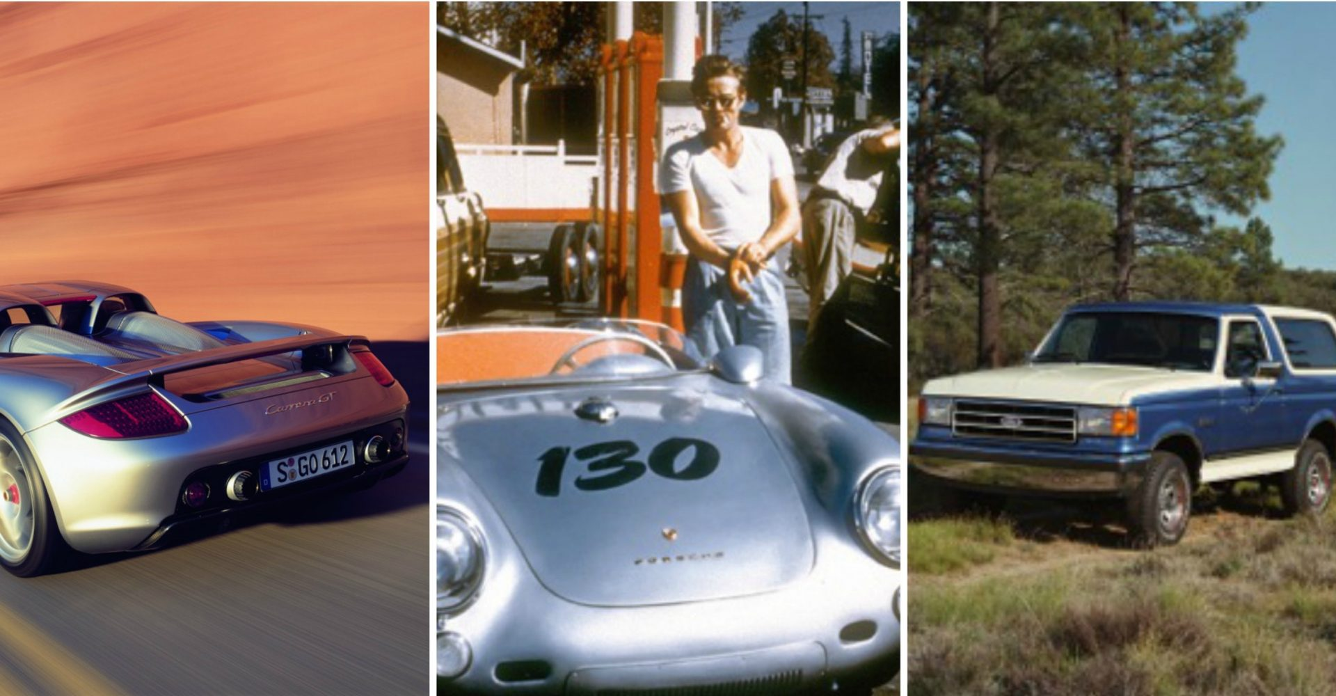 Nine infamous cars that made the news for all the wrong reasons