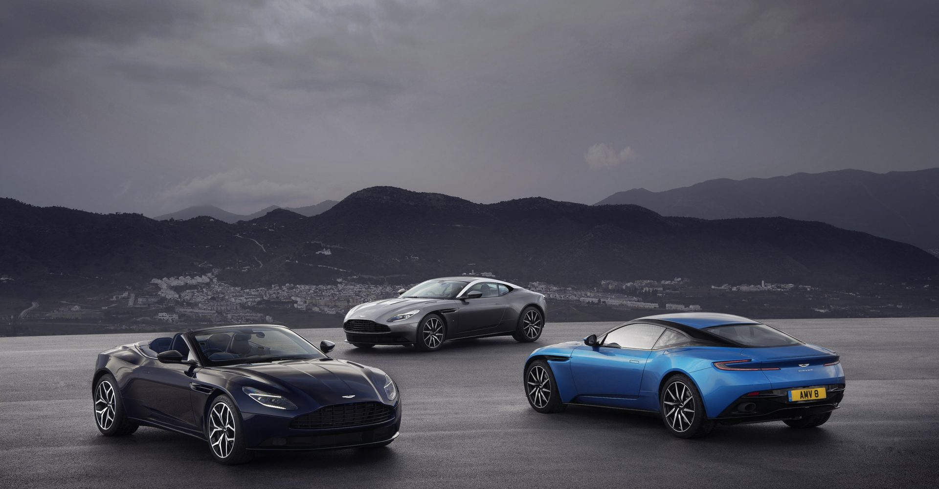 The history of Aston Martin DB cars SuperUnleaded