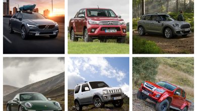 Ten cars to fulfil your weekend getaway dreams