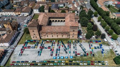 Pandamonium – we join the world's biggest gathering of Fiat Pandas
