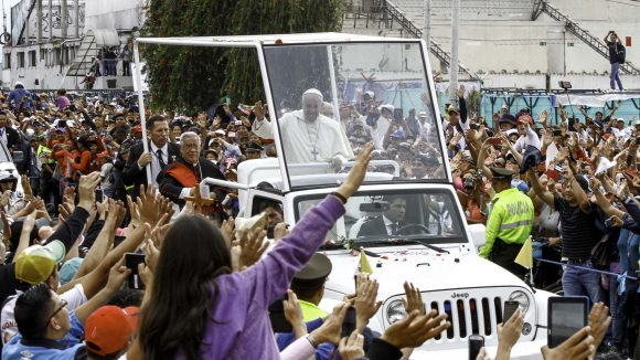 The pope and his cars: Popemobiles through the years