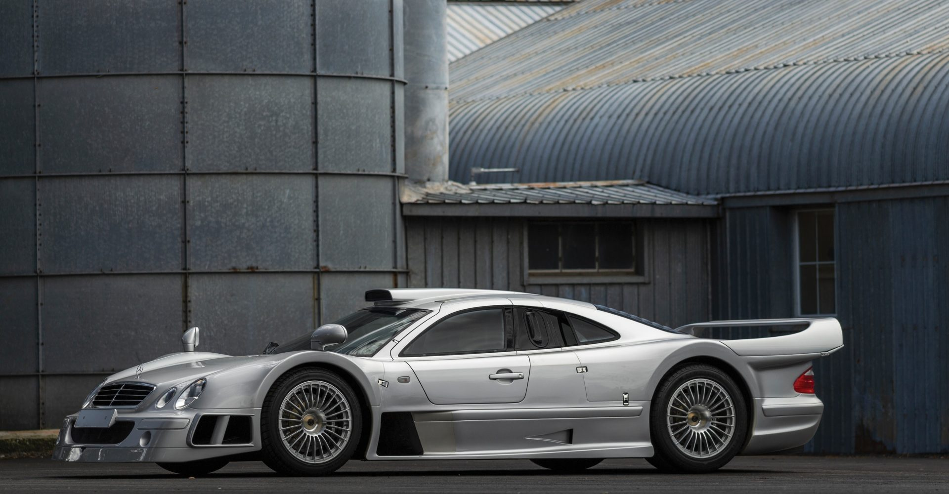 This Mercedes-Benz could sell for £4m