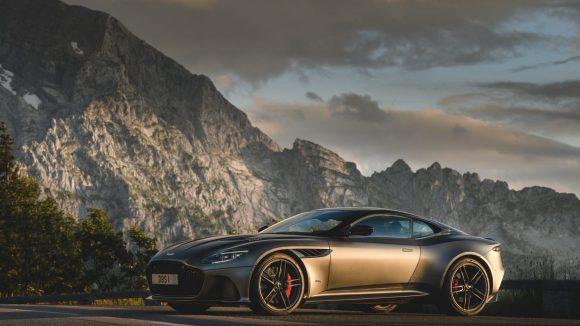 Driven: Aston Martin DBS Superleggera