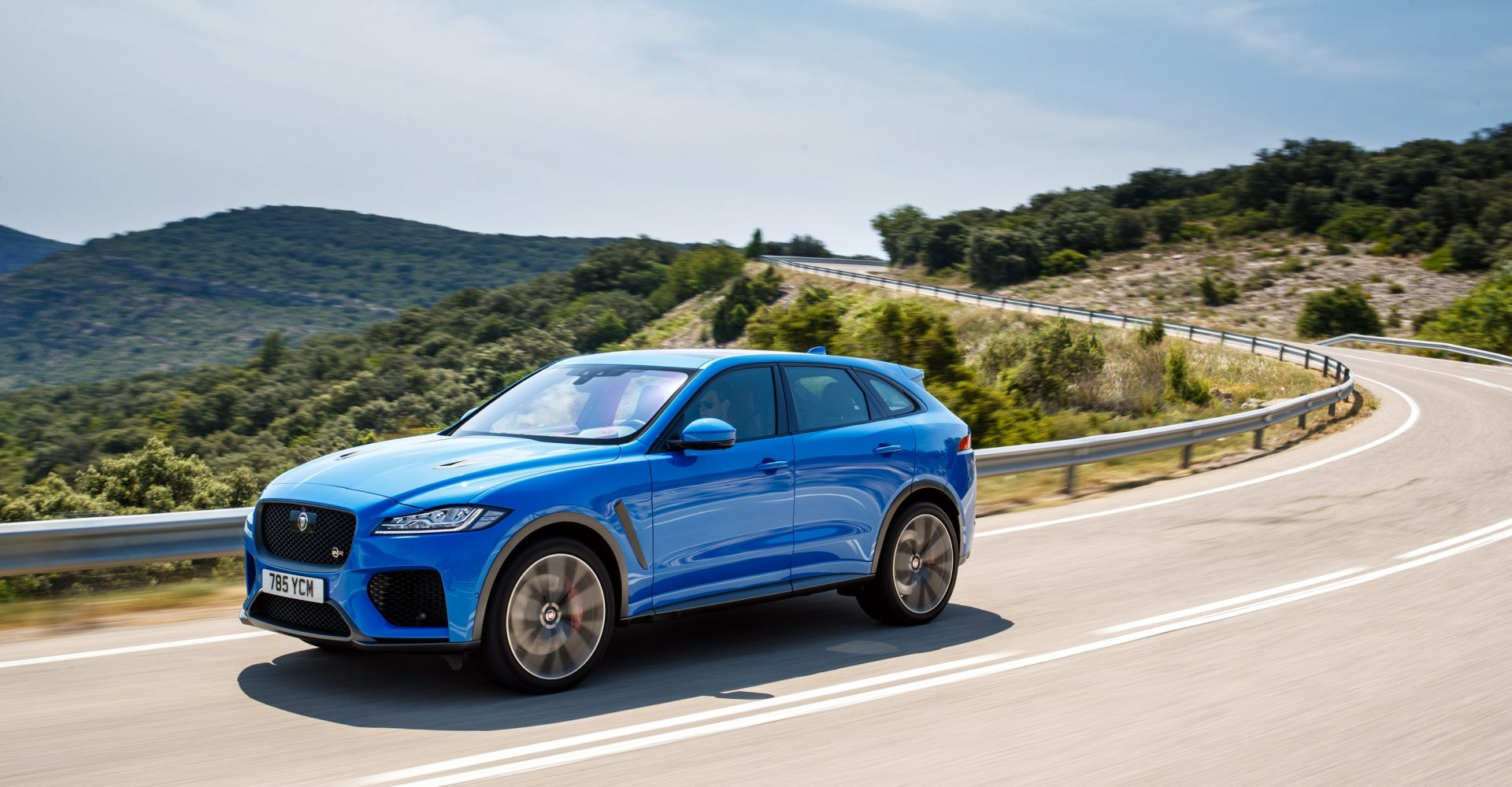 First drive: The Jaguar F-Pace SVR was worth the wait