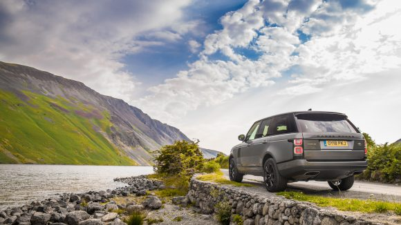 The Trip: Tackling the Lake District in a Range Rover Vogue