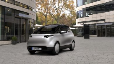 UK-made Uniti One electric vehicle to start from £15,100