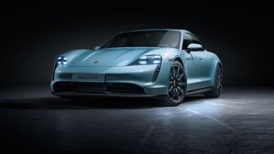 Porsche Taycan range expanded with entry-level 4S model