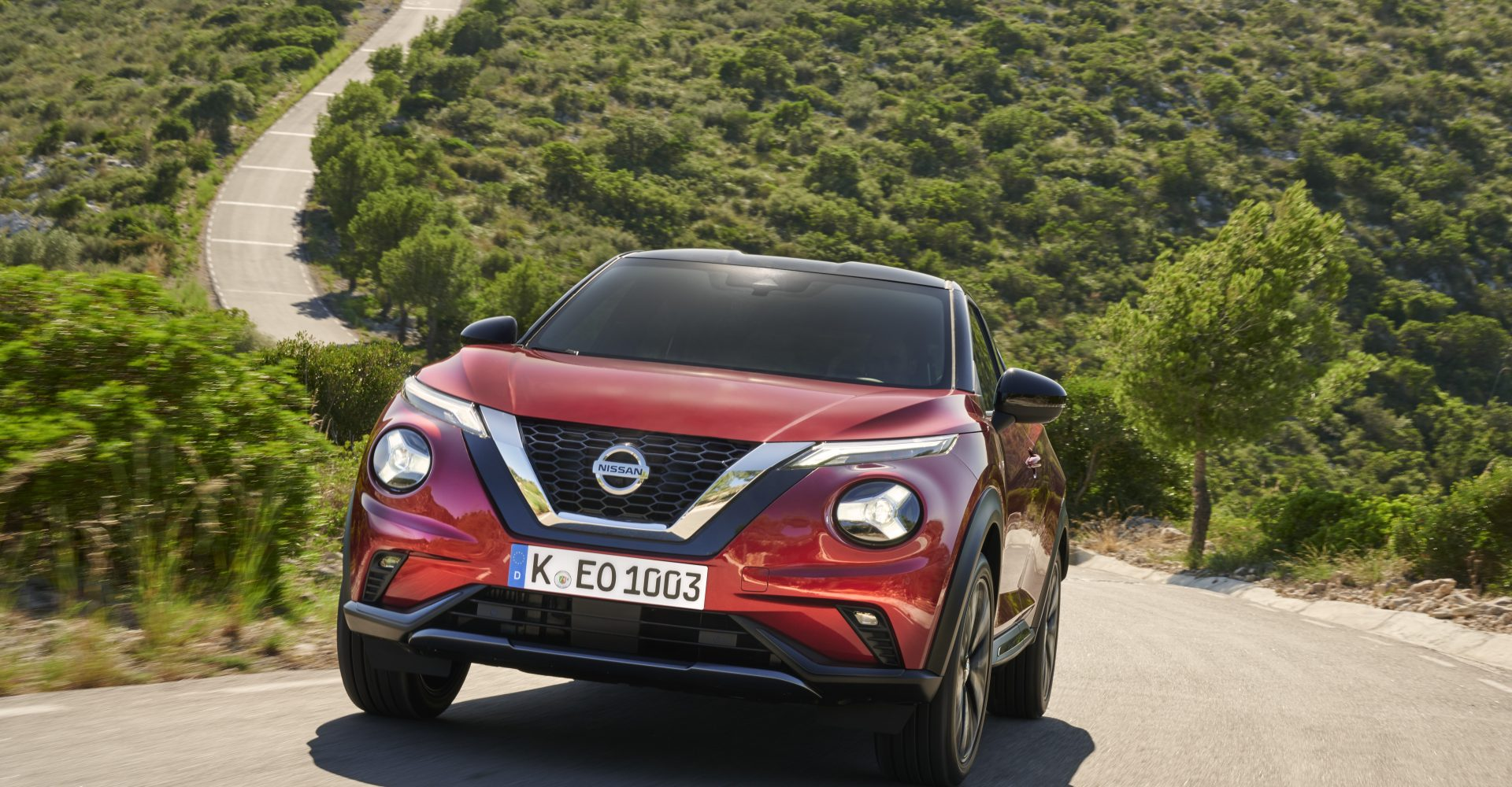 The 10 things you need to know about the new Nissan Juke