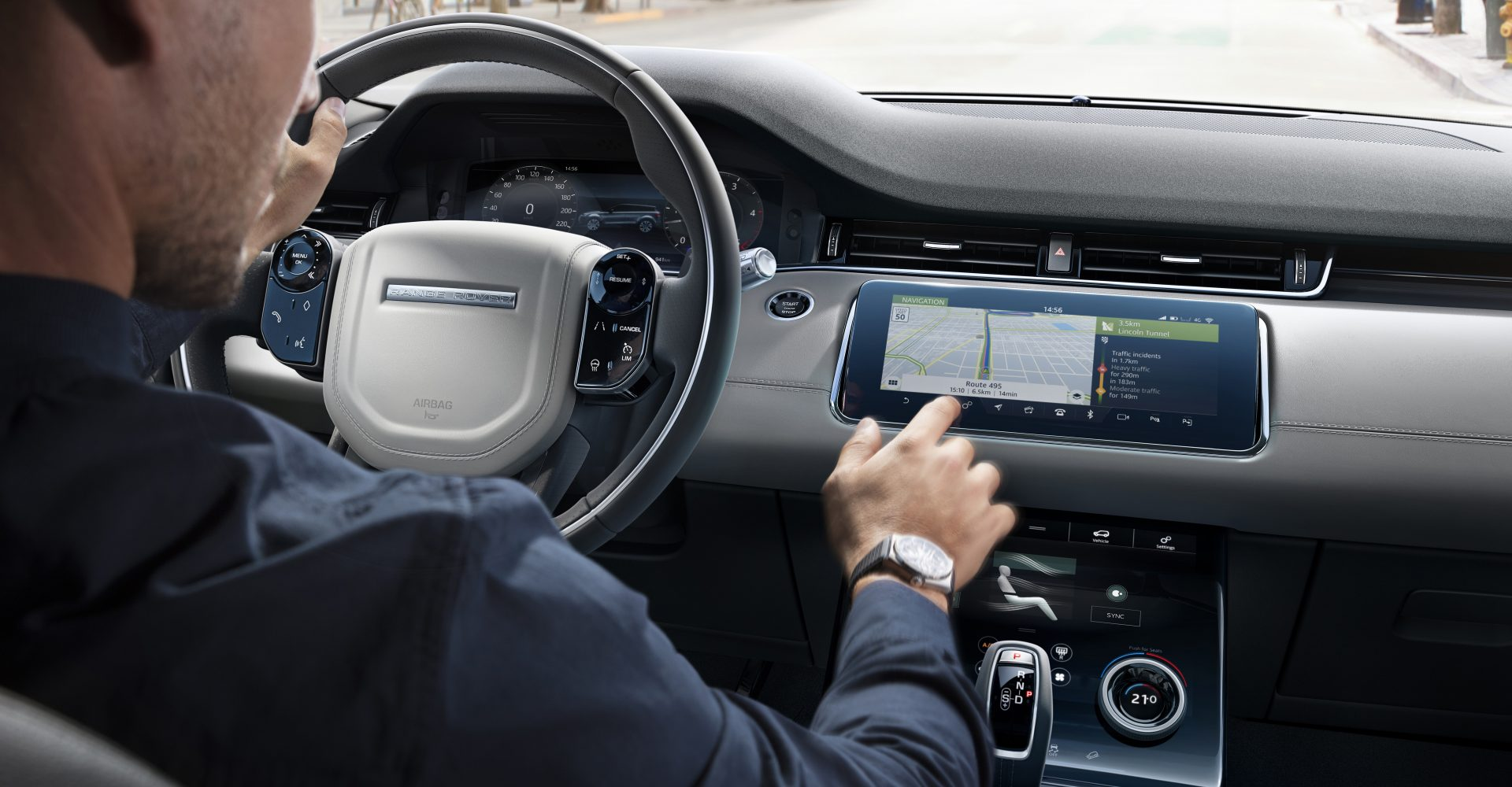 Jaguar Land Rover makes over-the-air updates standard on all models