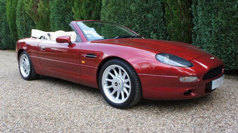 Car buyers face £4,000 premium for Elton John's old Aston Martin