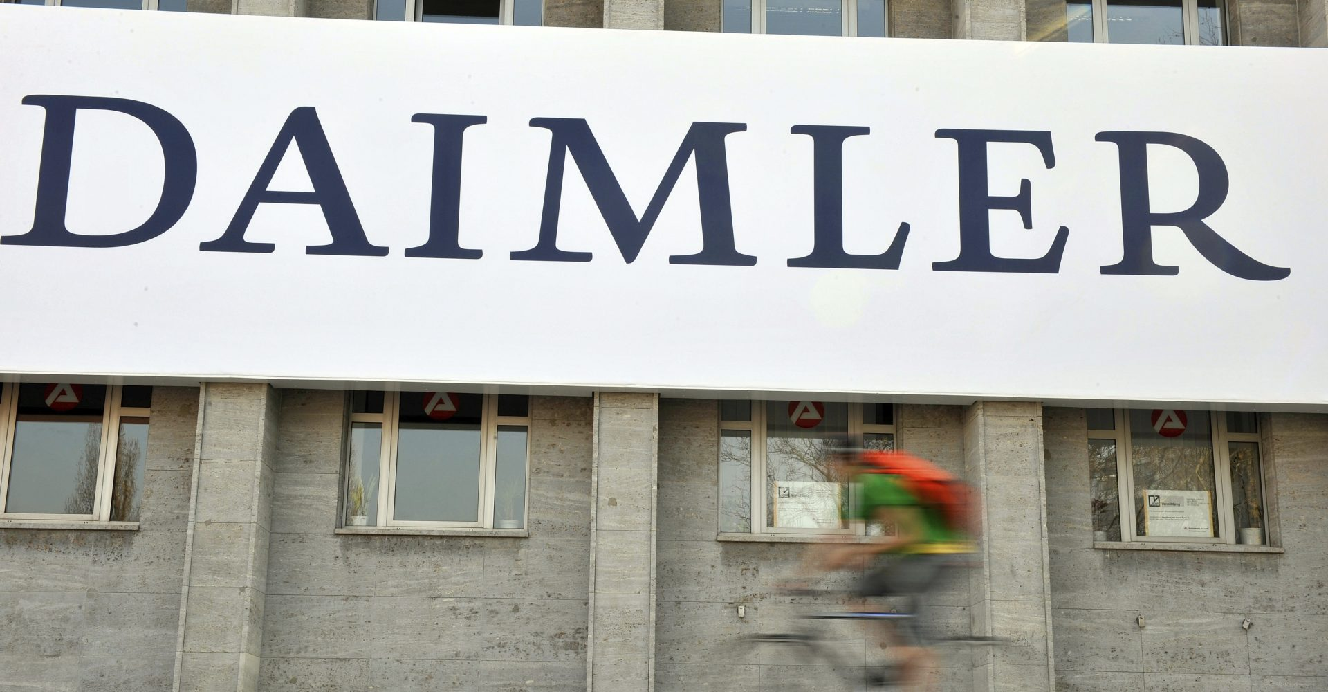 Germany's Daimler to cut at least 10,000 jobs over three years