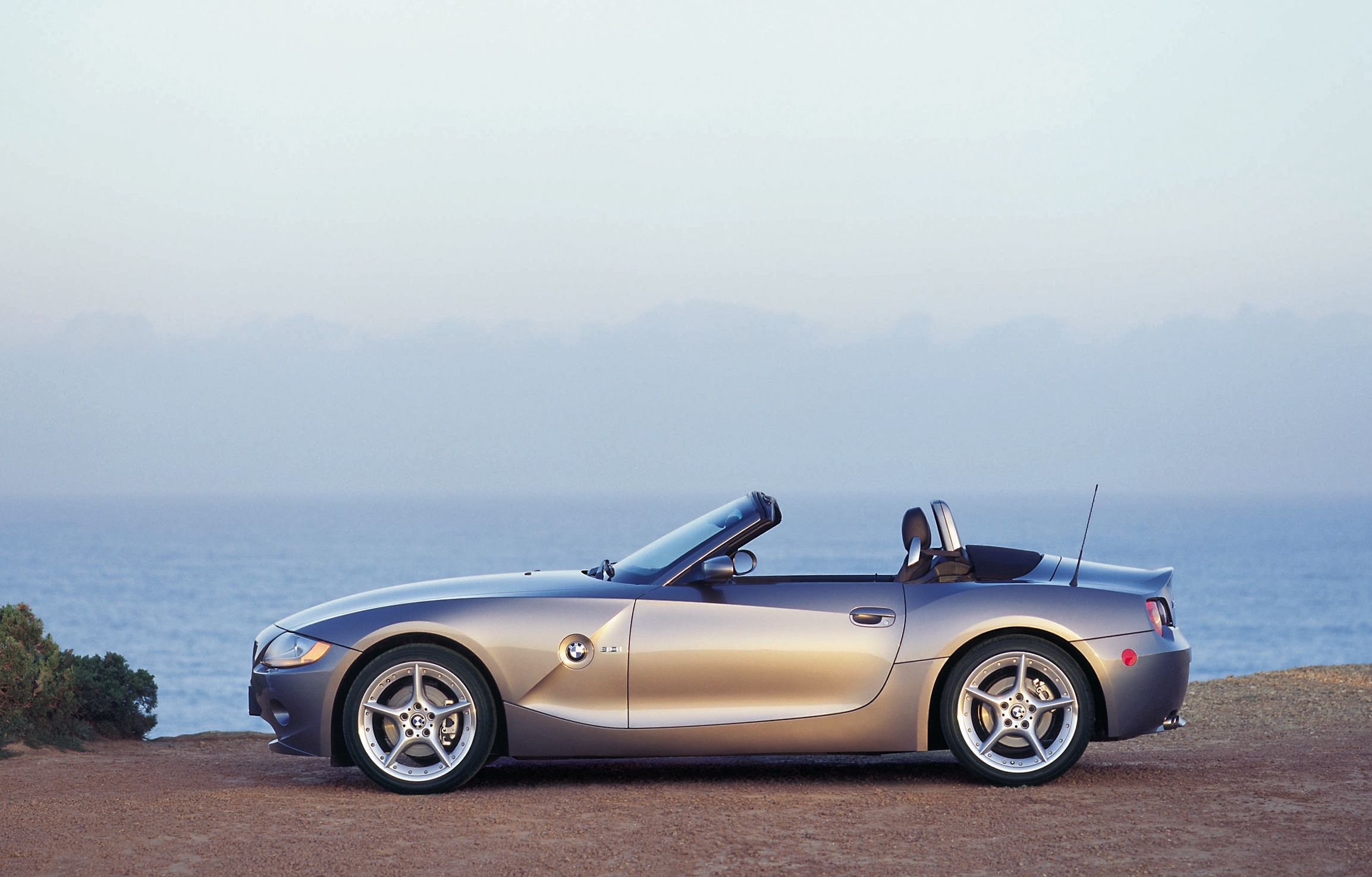 The Z4's design makes it hard to miss