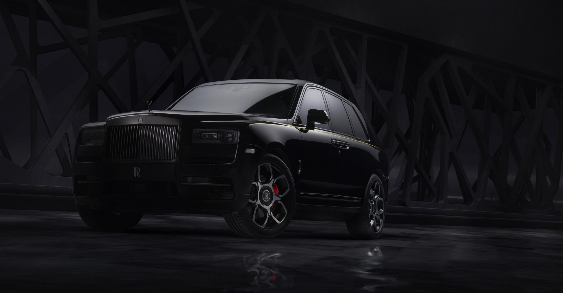 Rolls-Royce bolsters Cullinan range with Black Badge model