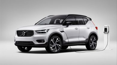 Volvo announces free electricity offer for UK plug-in buyers