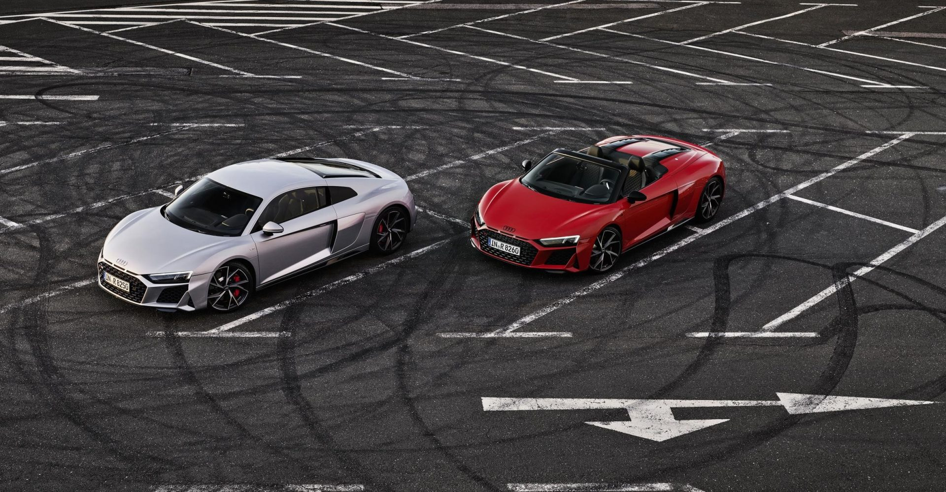 Audi introduces rear-wheel-drive R8 to supercar line-up