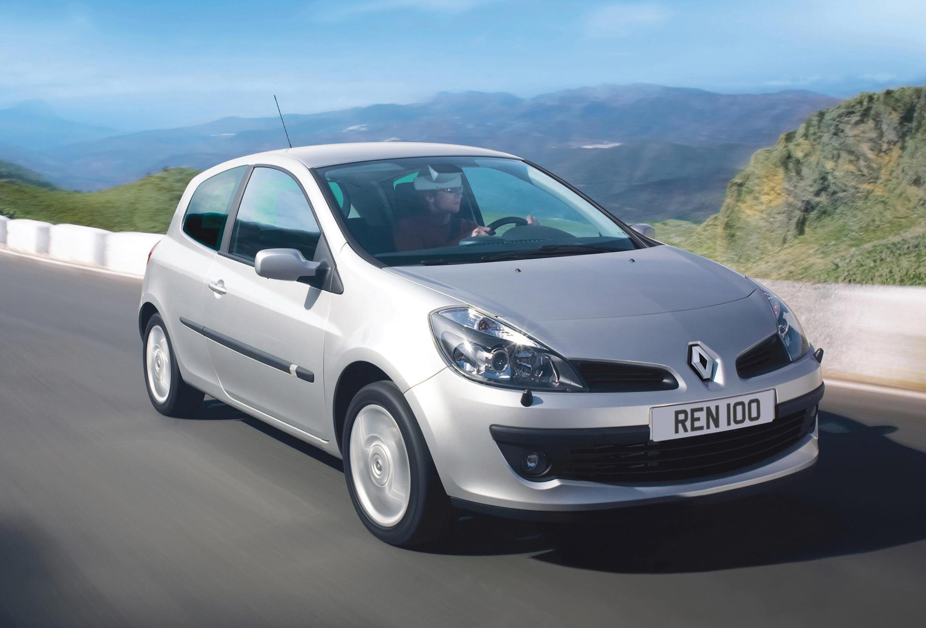 The Clio is great value and incredibly popular