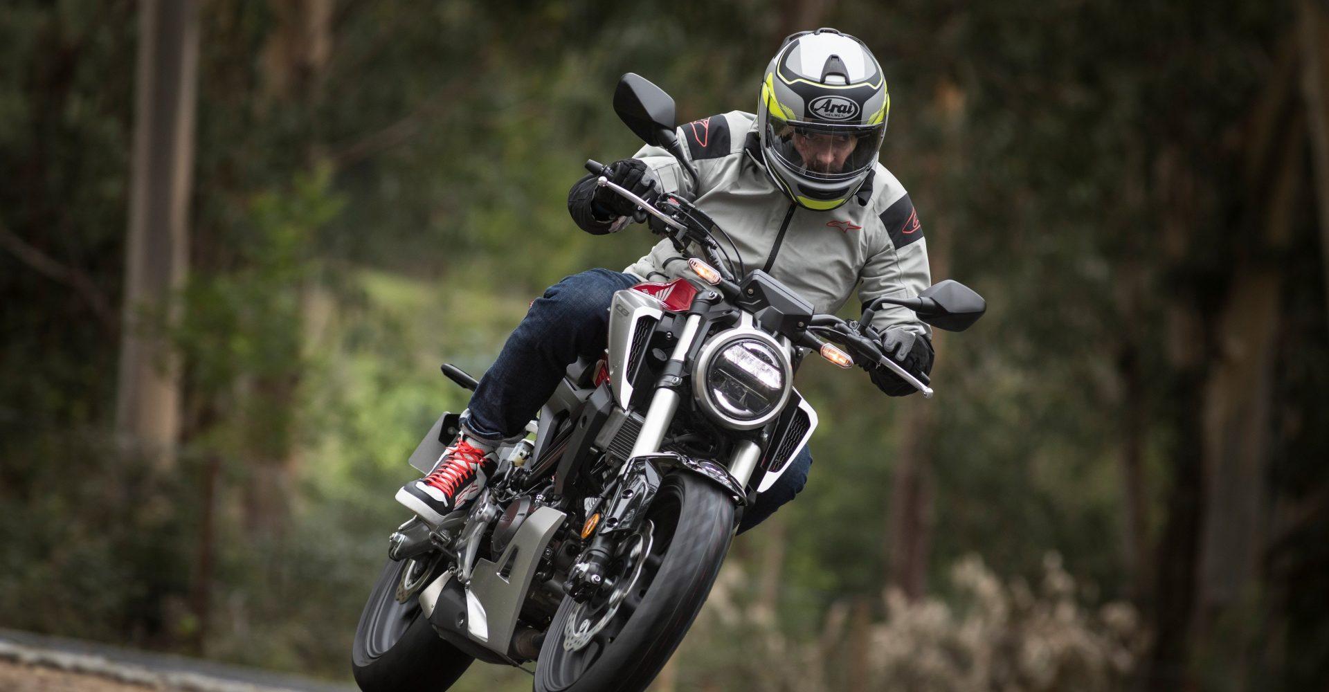 First Ride: Honda's CB125R packs big-bike fun on a smaller scale