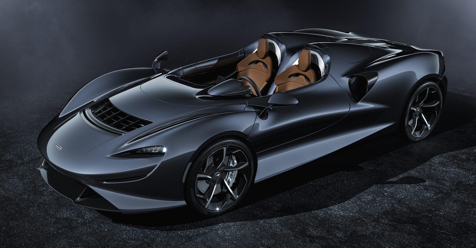 McLaren reveals 804bhp, £1.4m Elva roadster