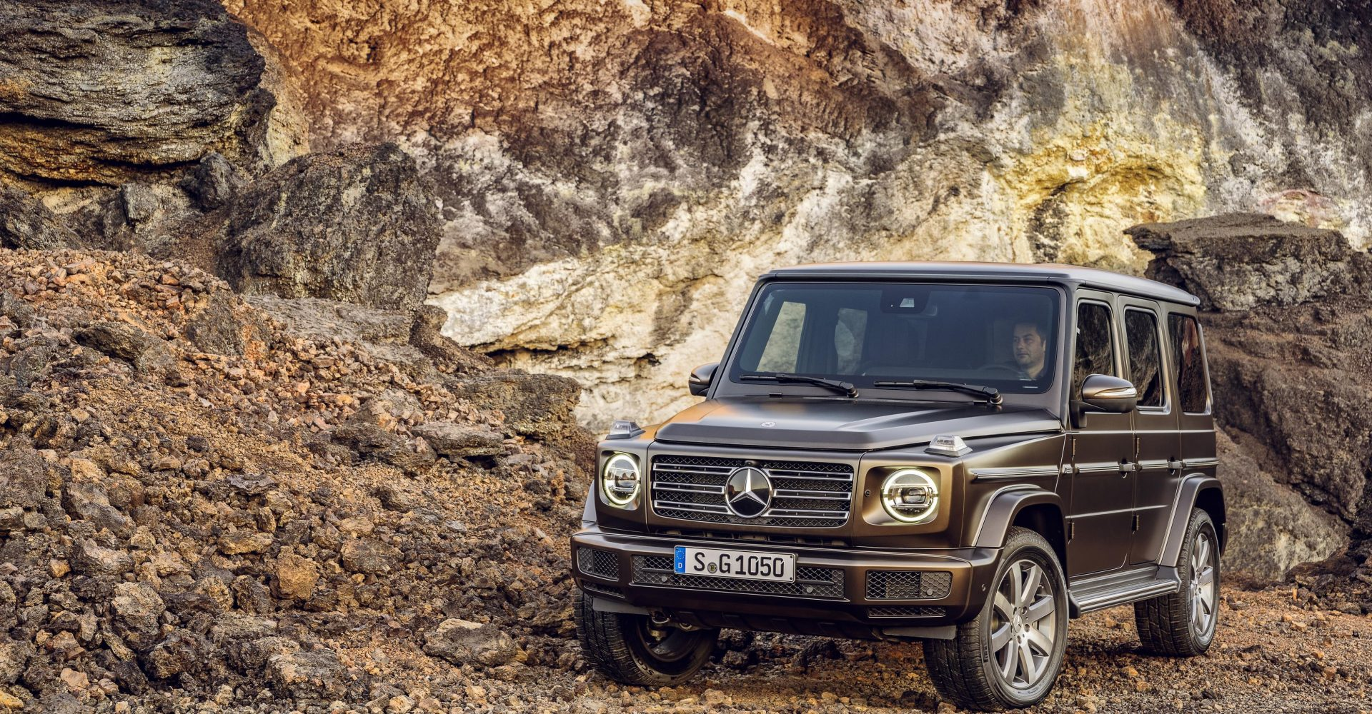 All-electric Mercedes G-Class confirmed