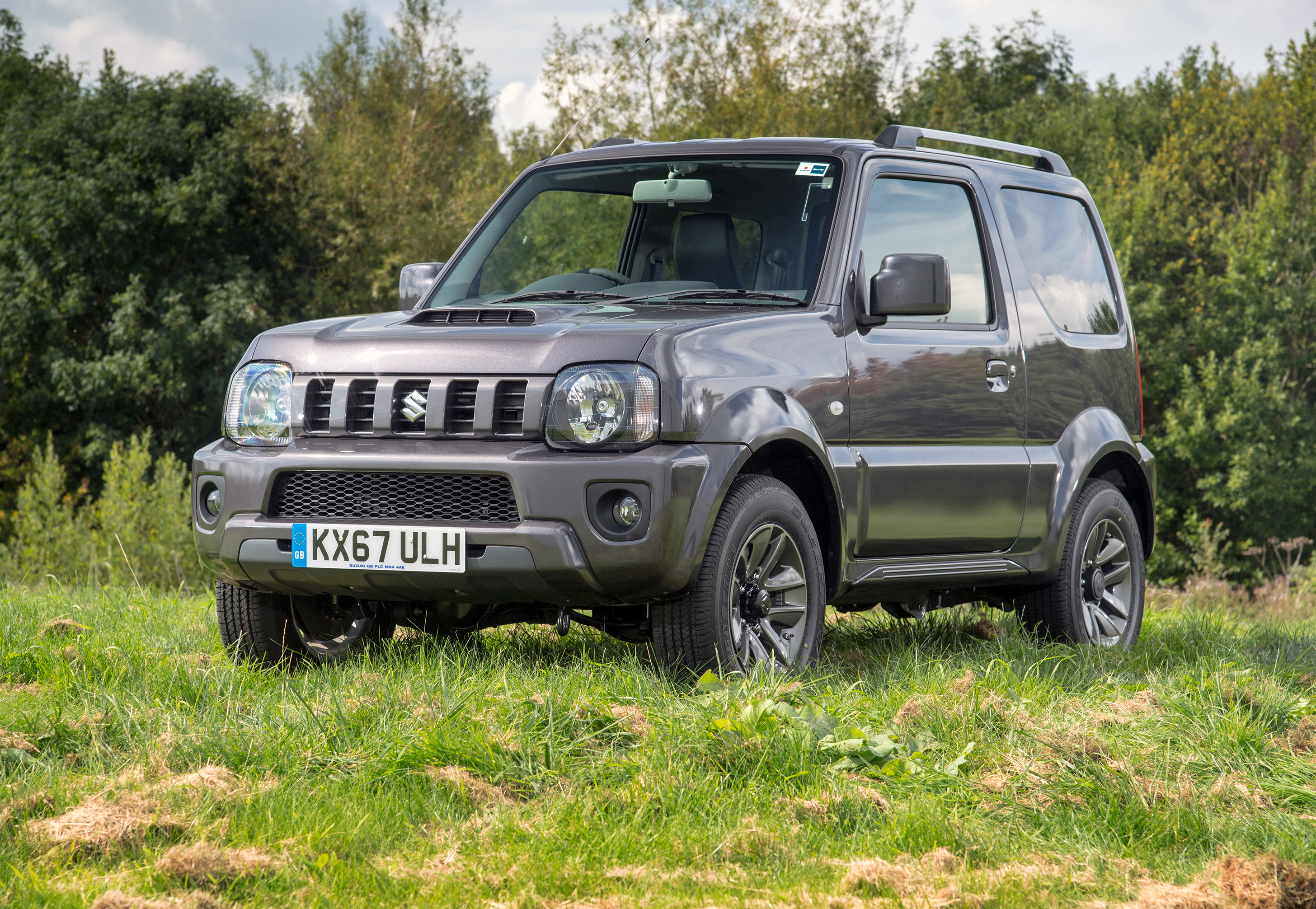 The Jimny remains one of the best off-roaders available