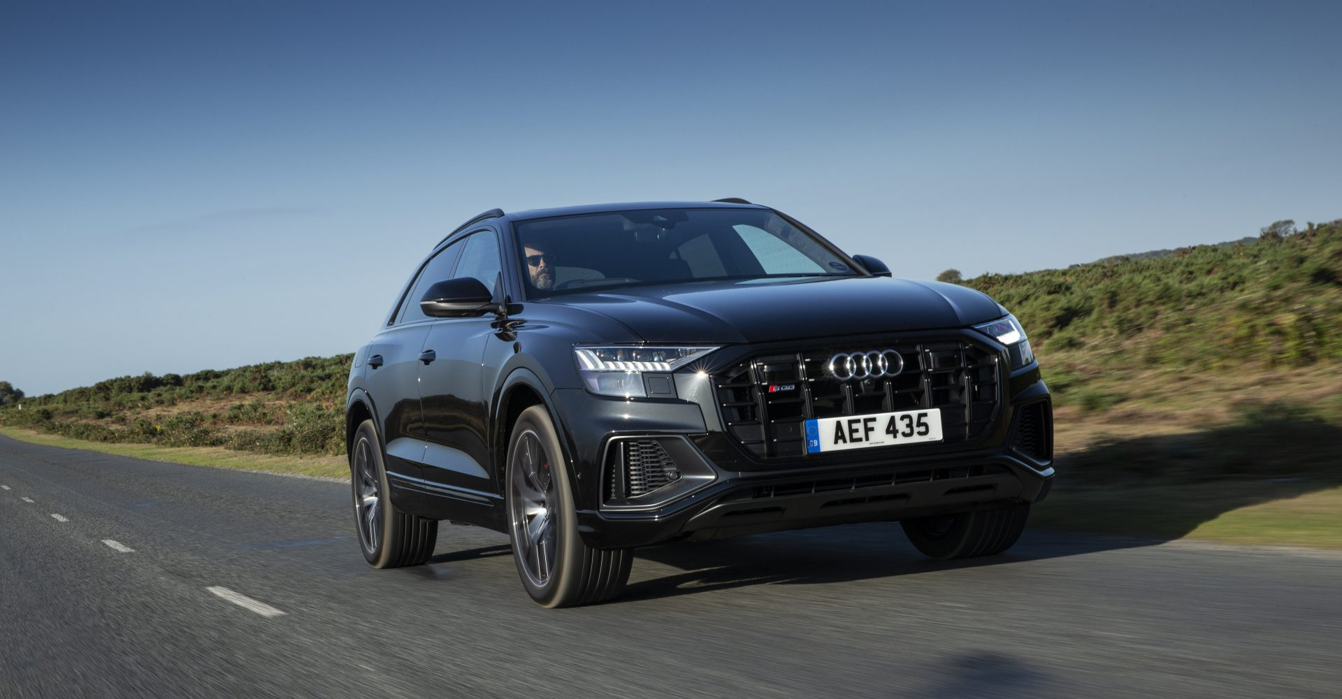 First Drive: Audi's SQ8 is a genuine contender in the performance SUV segment