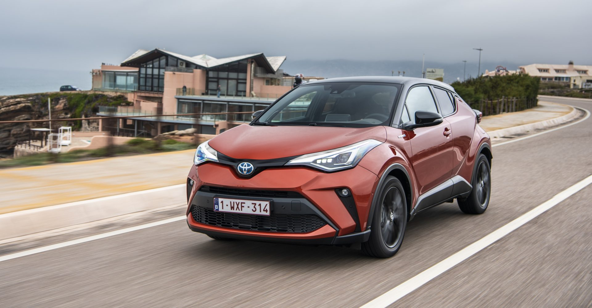 Toyota announces UK pricing and specification for refreshed C-HR range