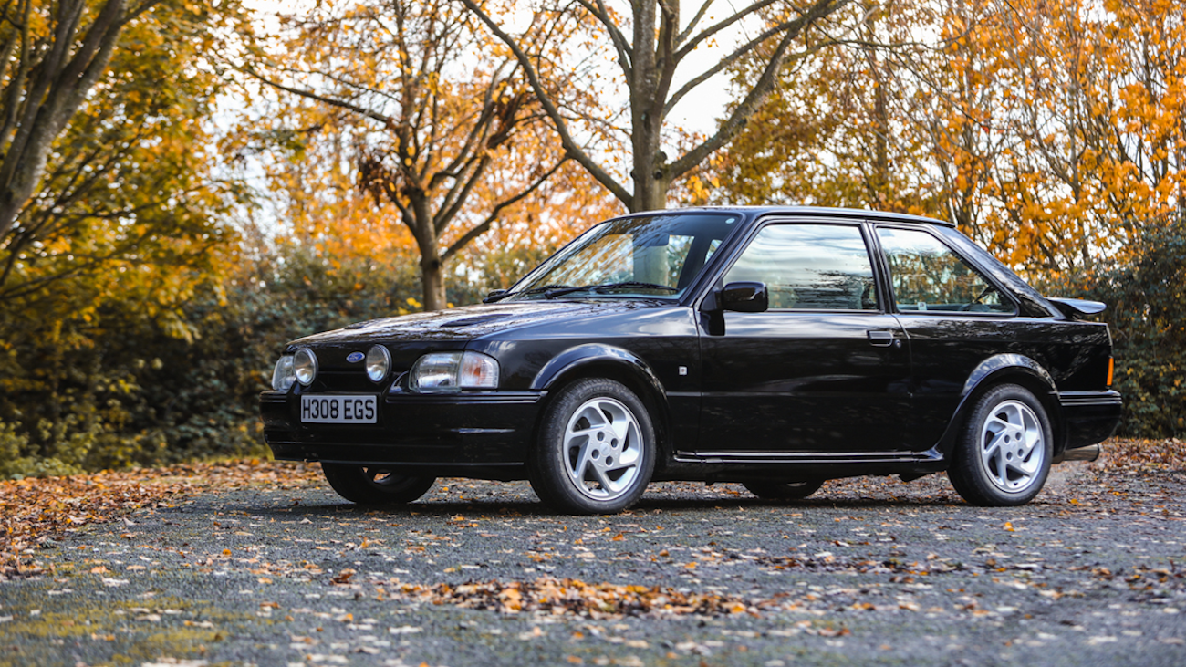 Fast Fords set to go under the hammer at classic car auction