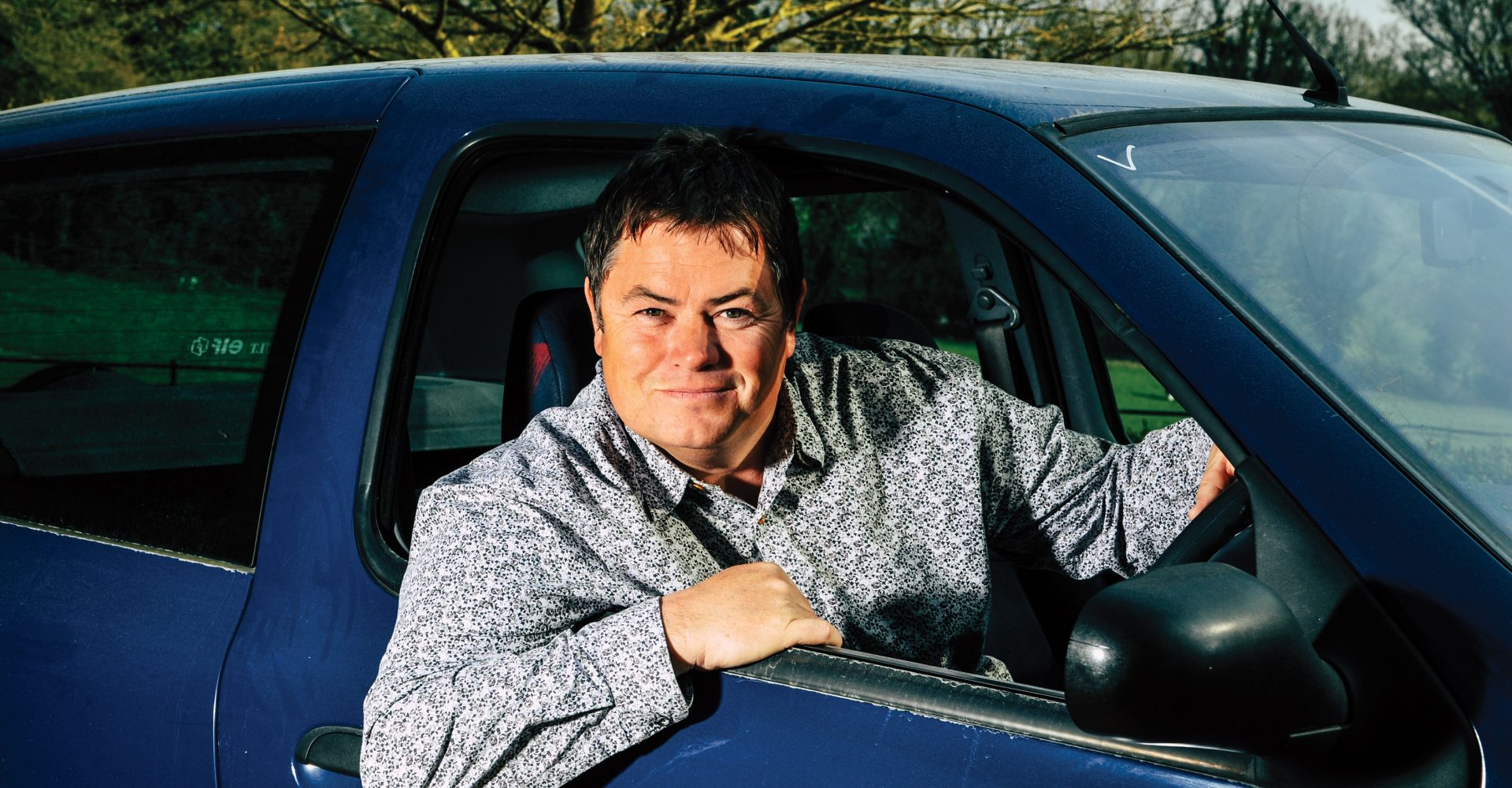 Classic car ownership is the 'ultimate in recycling' says TV's Mike Brewer