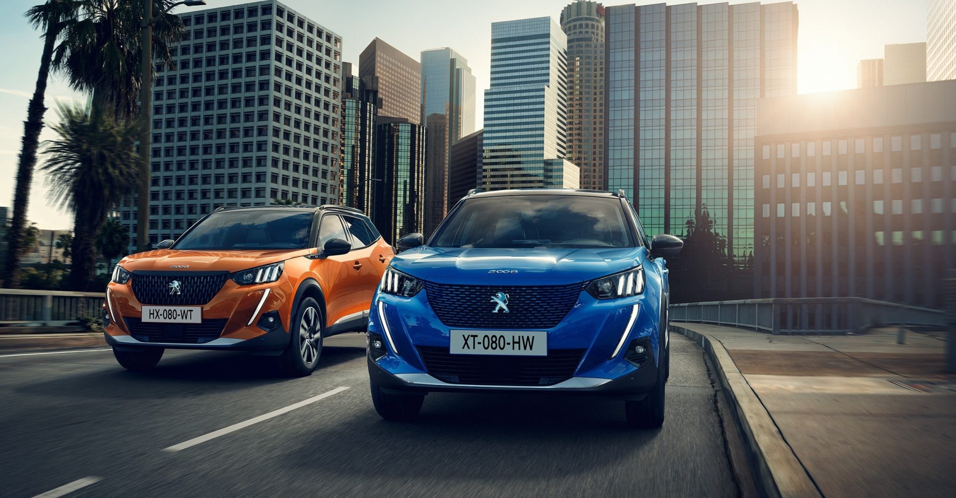 Order books open for Peugeot 2008 and all-electric e-2008
