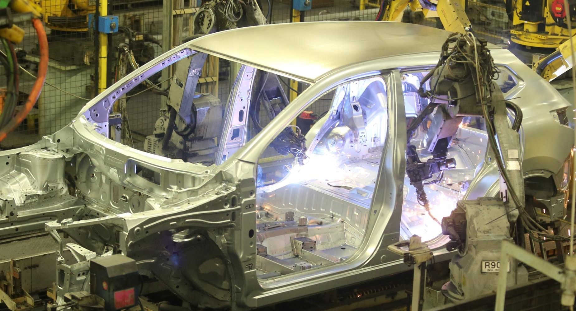 'Uncertainty' blamed for four per cent drop in UK car production