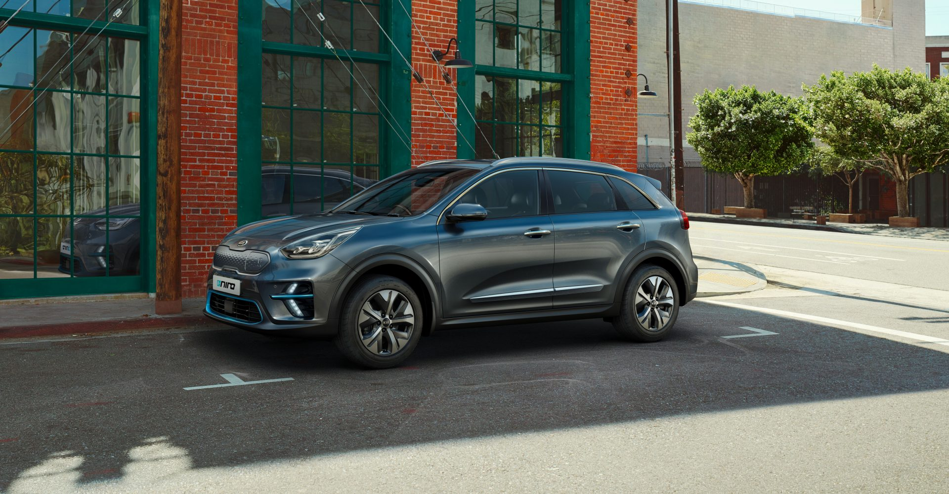 Kia introduces upgrades and supply increase for e-Niro ahead of 2020