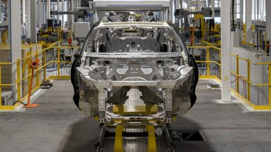 New Aston Martin factory opens in Wales