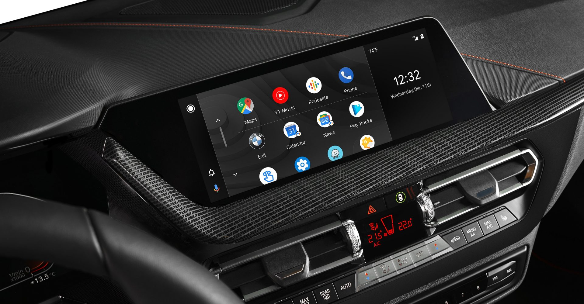 Android Auto is coming to BMWs next year