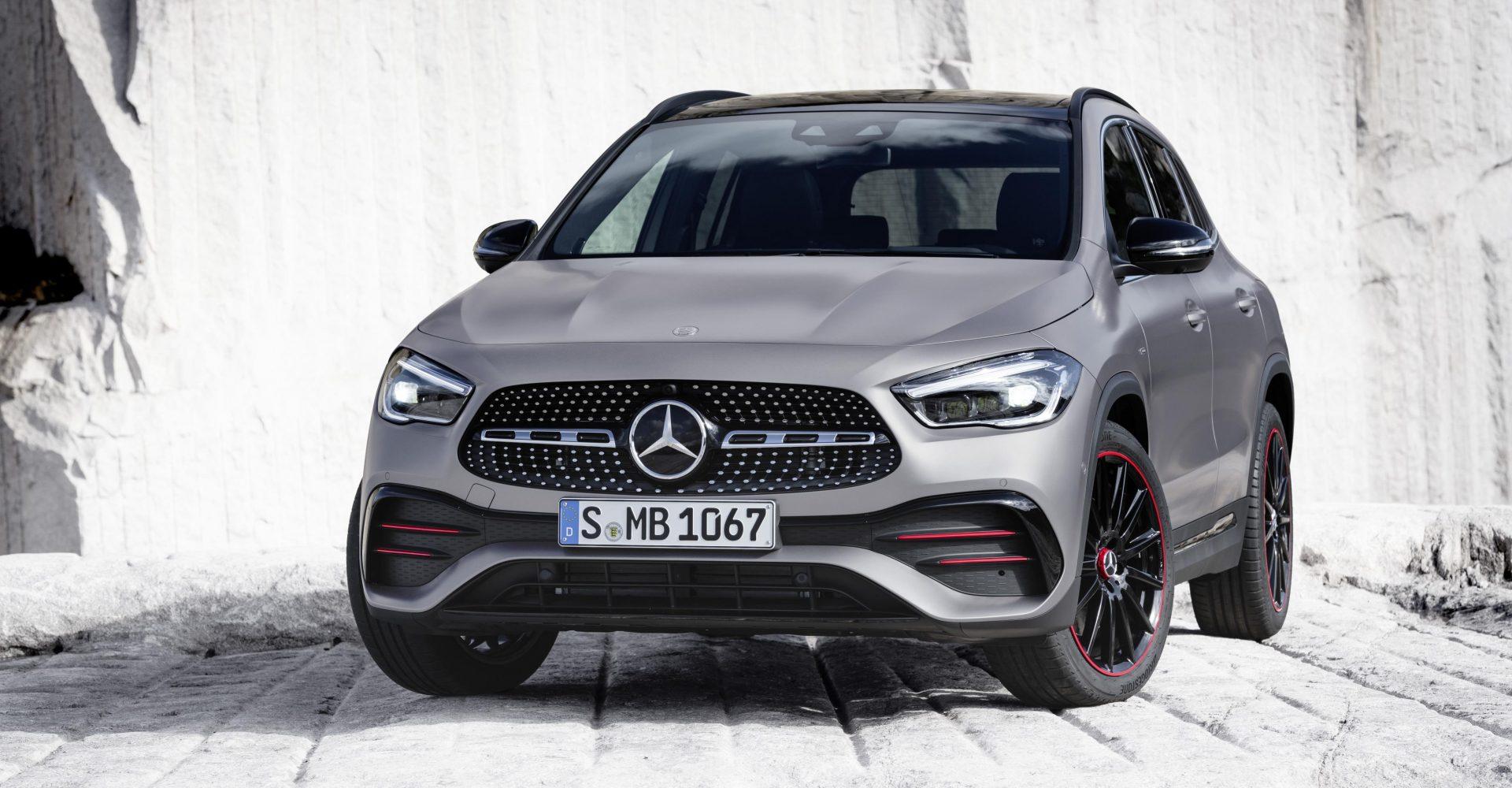Mercedes-Benz unveils second-generation GLA