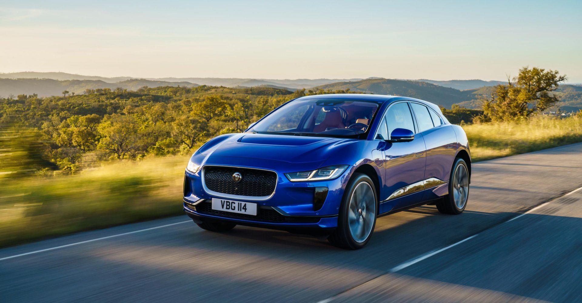 Jaguar announces range-boosting upgrade for I-Pace customers