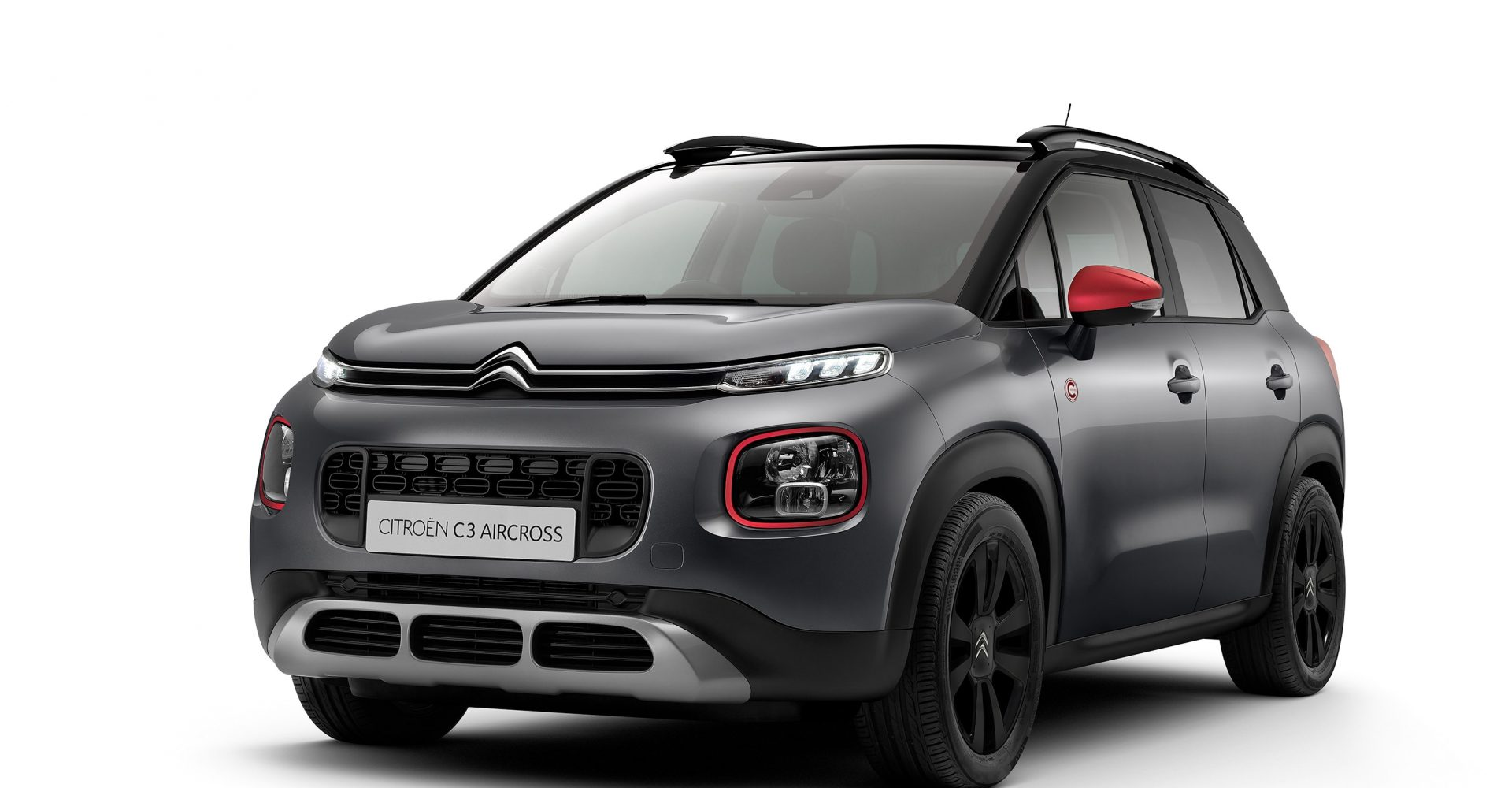 Citroen announces 'C-Series' special edition for C3 Aircross