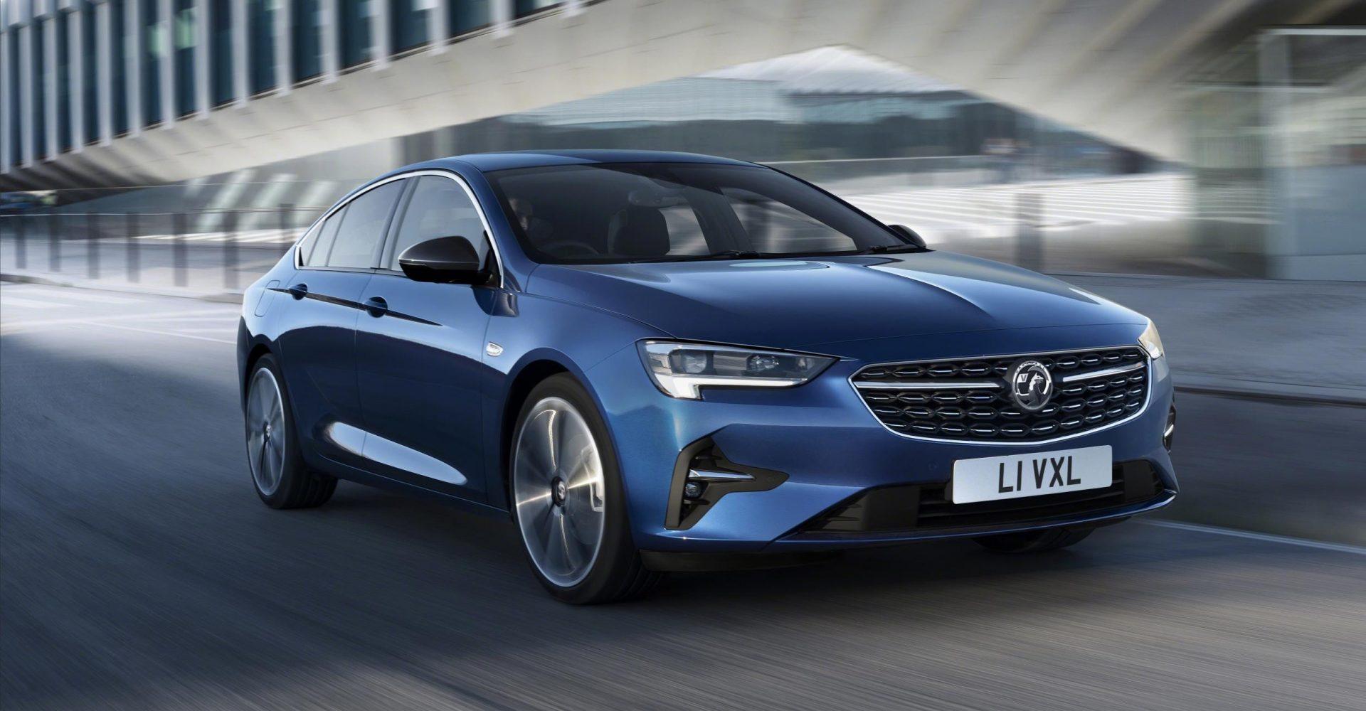 Vauxhall reveals full Insignia specs alongside GSi variant