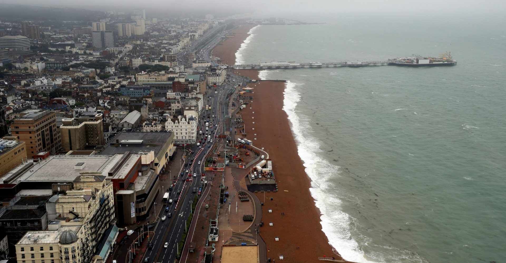 Brighton city centre could be car free by 2023