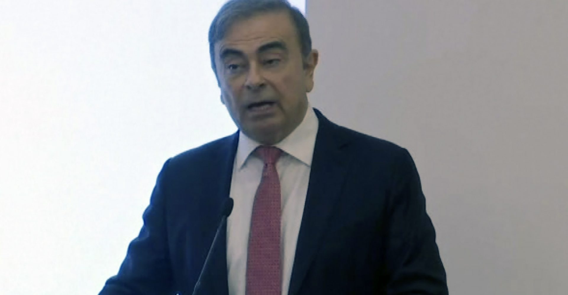 Carlos Ghosn: Detention in Japan 'travesty' against human rights