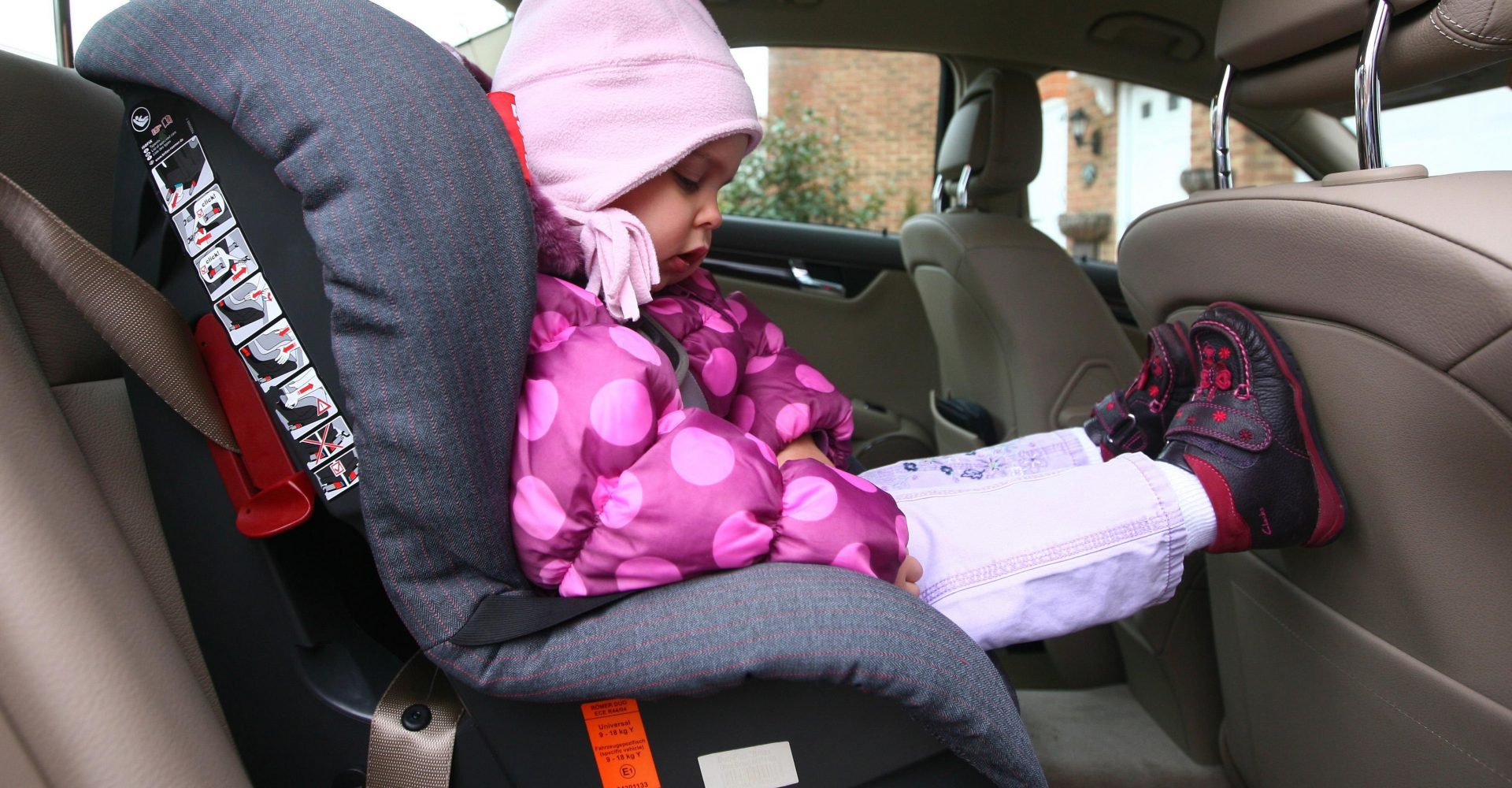 Fifth of parents and grandparents admit to not using car seats for children