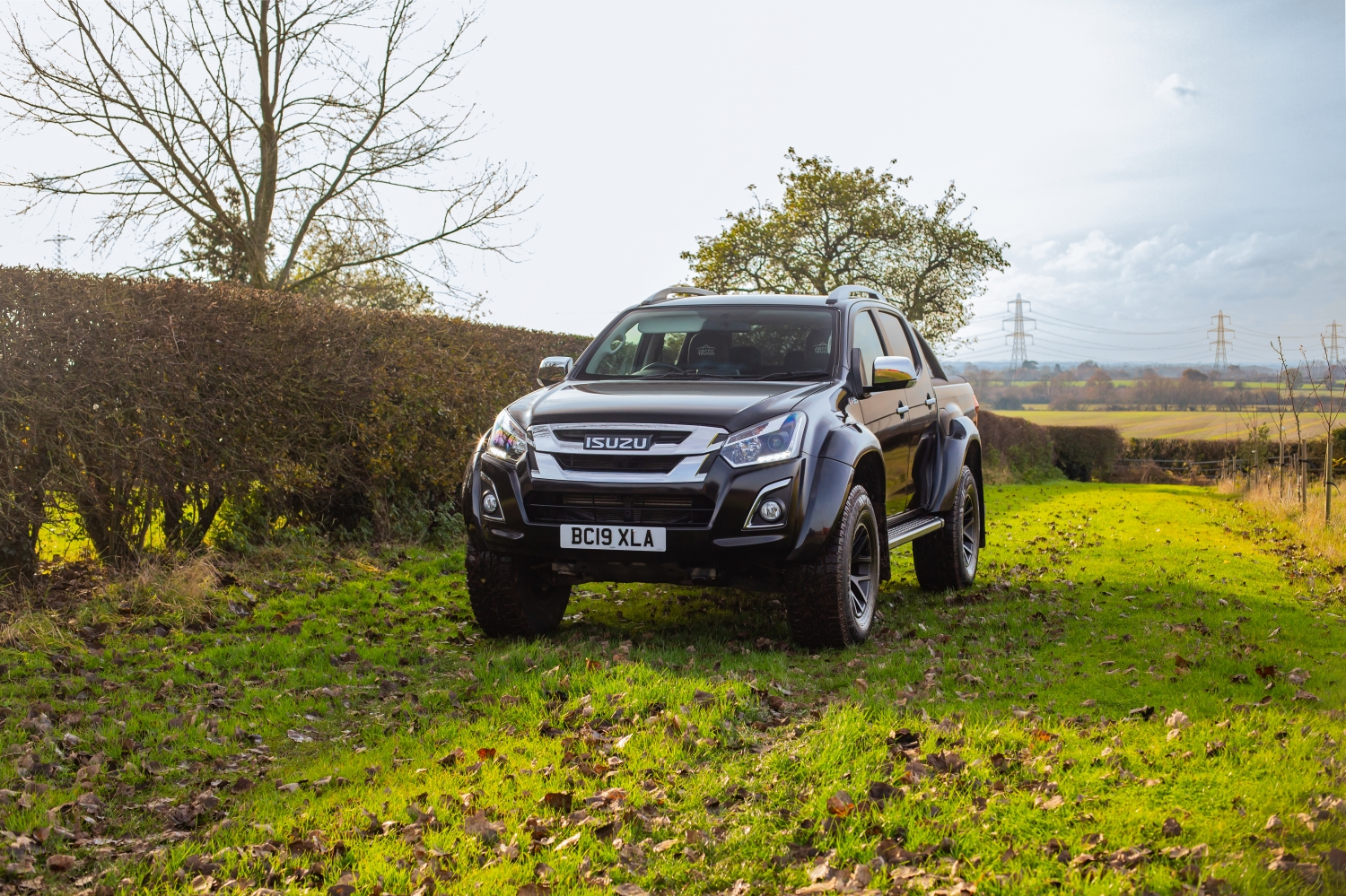 The D-Max is another great off-roader