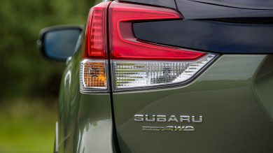 Subaru aims for electric-only sales by mid-2030s