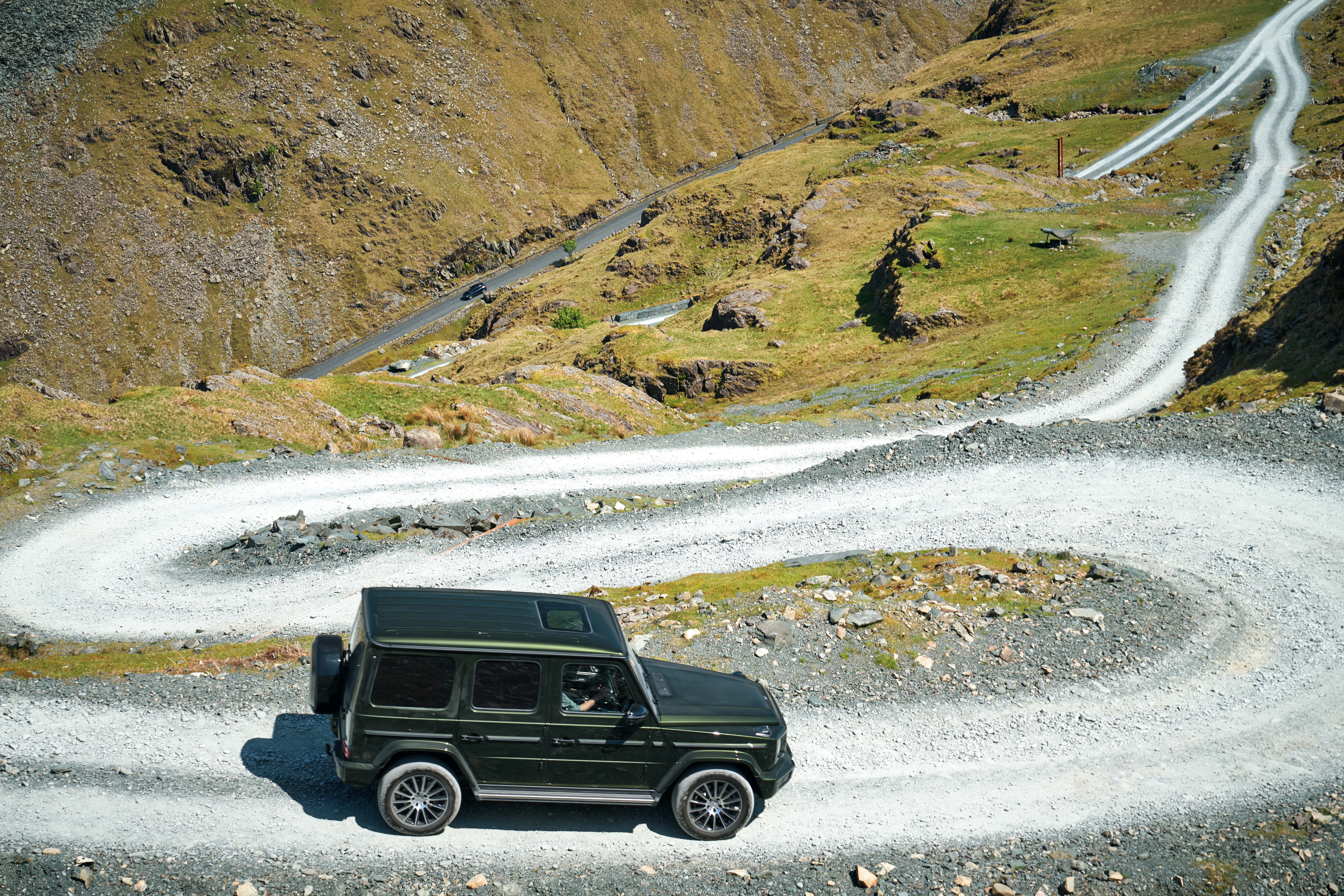 The G-Class is one of the best off-roaders on sale today