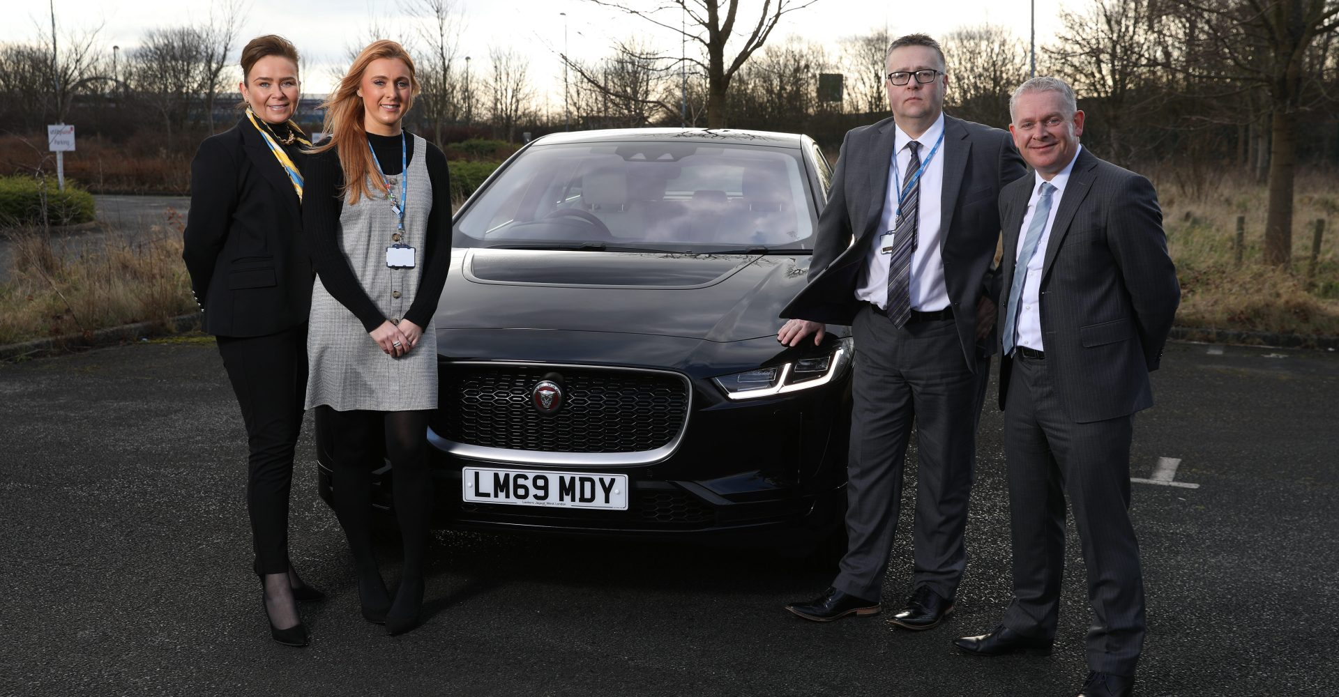 Jaguar signs deal with Northumbria NHS to supply 700 I-Pace EVs