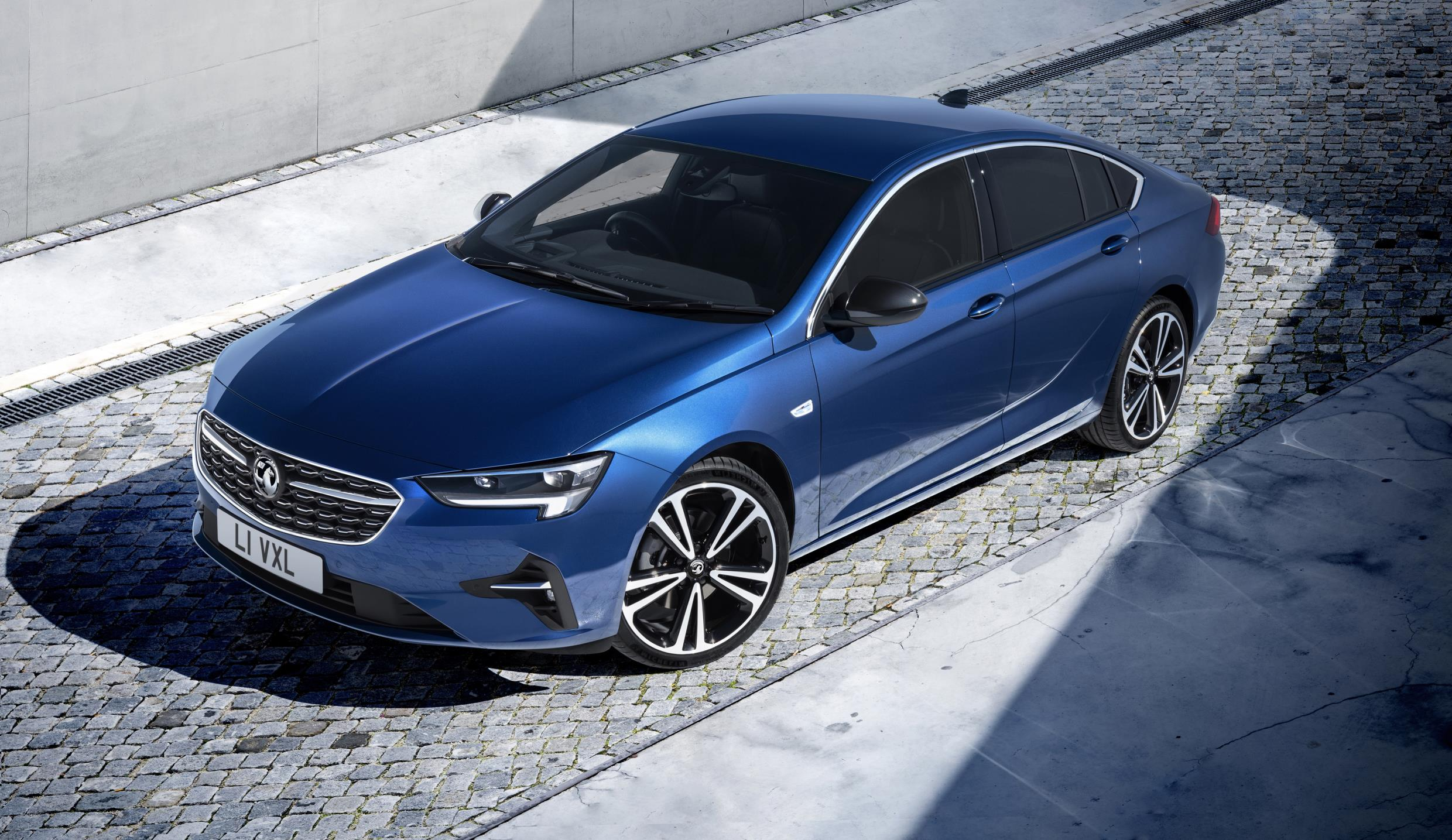 The Insignia gets a range of upmarket touches