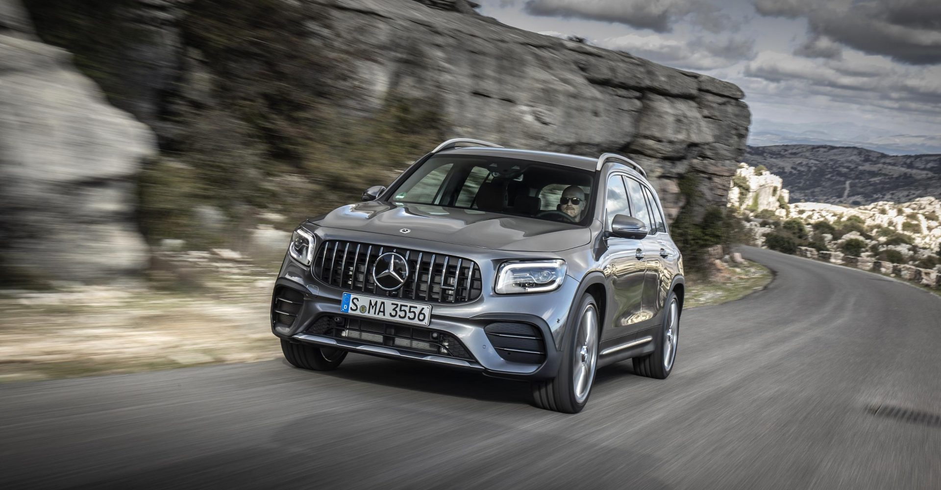 New Mercedes-AMG GLB 35 to start at £48,665