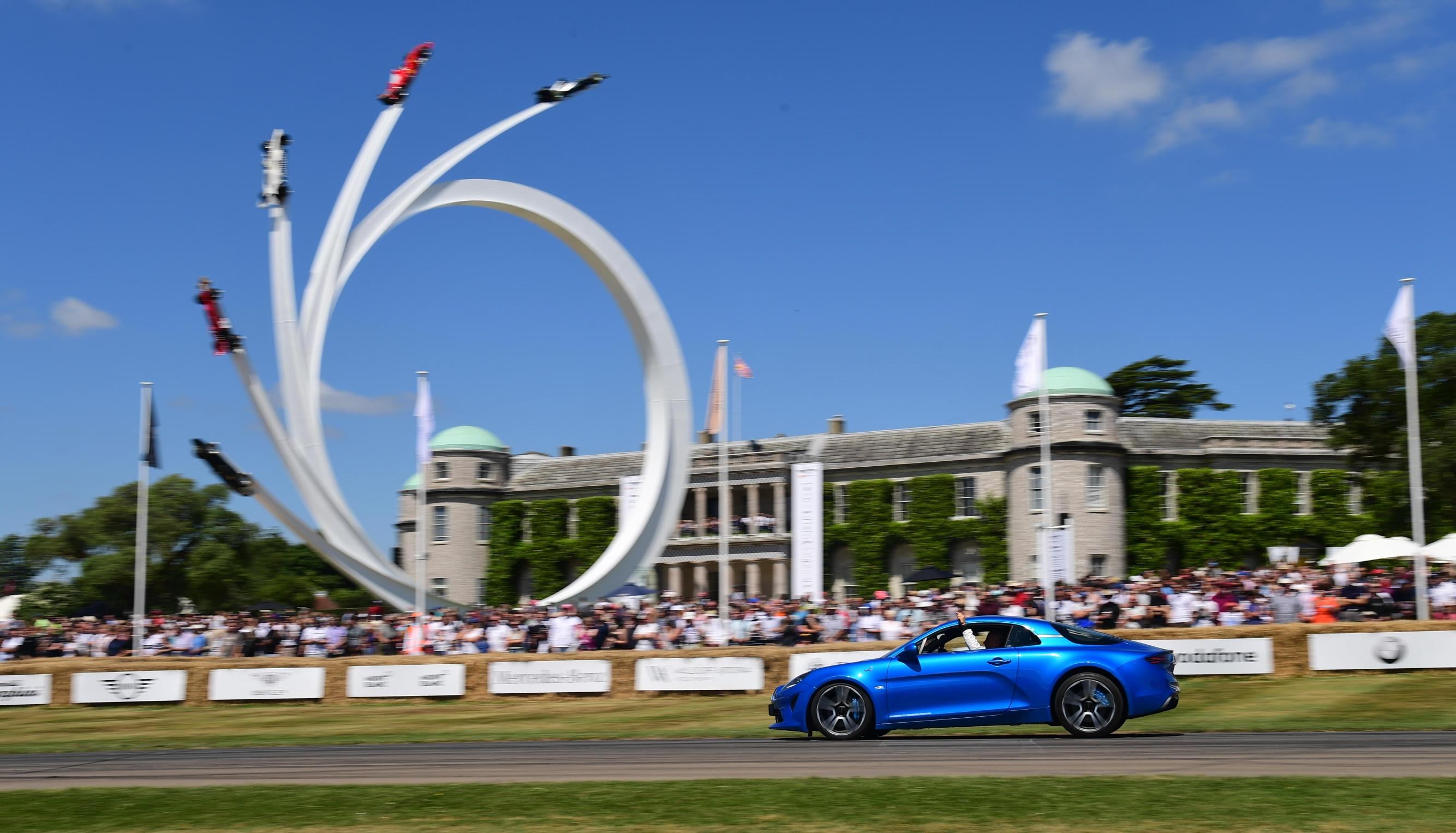 The Festival of Speed is one of the key events of the year
