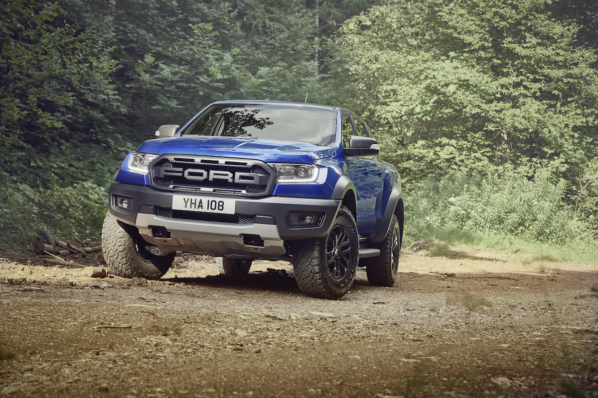 The Raptor is a go-anywhere pickup from Ford