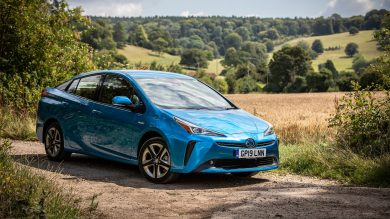 UK Drive: All-wheel-drive is an interesting but costly addition to the Toyota Prius