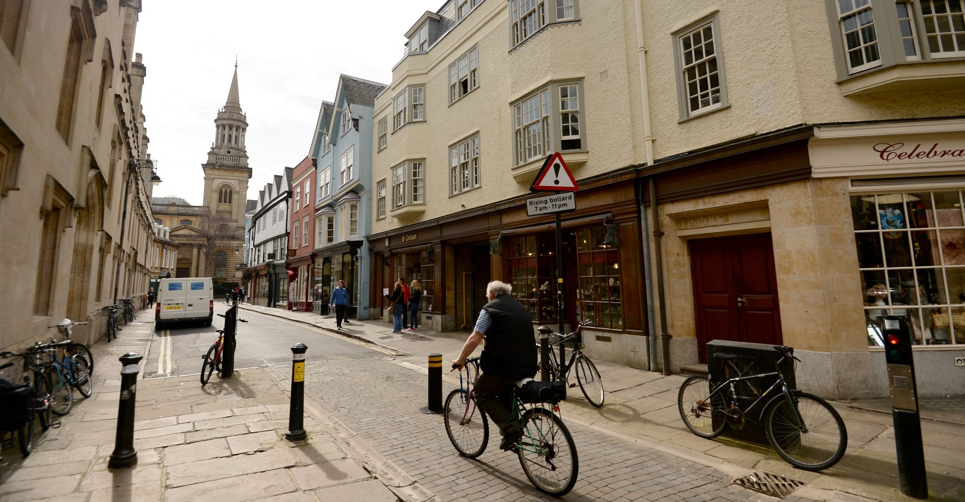 Oxford unveils final proposal for zero-emissions zone